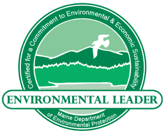 Maine Department of Environmental Protection Environmental Leader